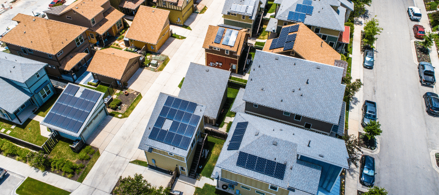 How big is the solar energy market in the US